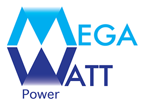 Mega Watt Power Logo